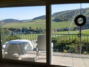 A im Haus Sonnenlift Willingen mit Panoramaaussicht