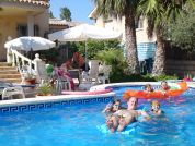 Villa Marisol fr 2 Familien mit groem Privatpool