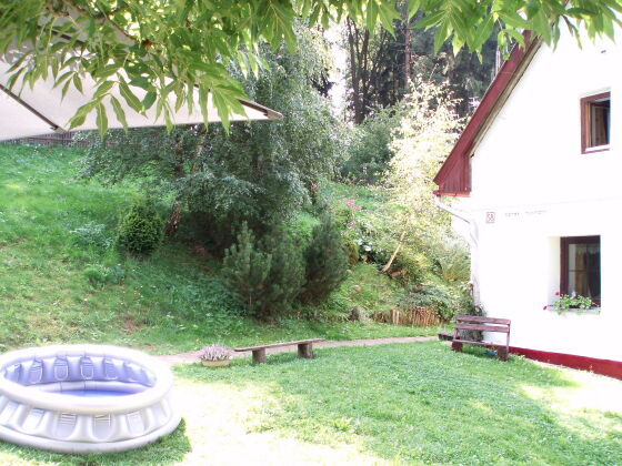 Garten und Ferienhaus