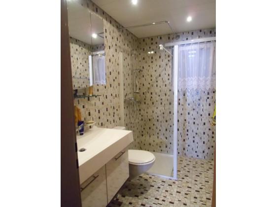 Gaste Wc Fliesen Kosten : Gaste wc mit begehbarer dusche bad