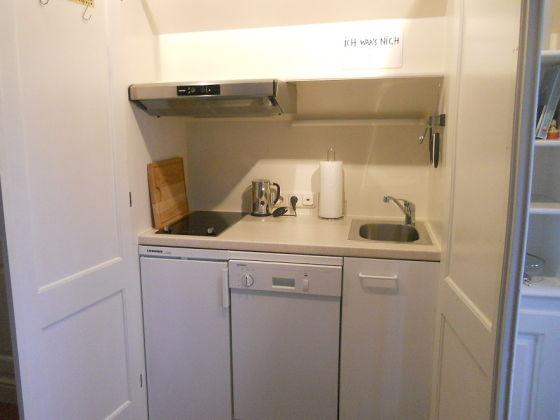 ferienwohnung residence westerheide sunny suite kampen. Black Bedroom Furniture Sets. Home Design Ideas