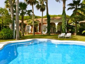 Ferienhaus Villa Las Palmeras