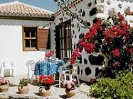 Casa Blanca bei Los Llanos