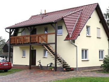 "Nr. 4 im Ferienhaus ""Am Gurkenradweg"""