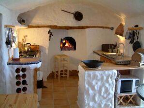 Ferienwohnung cave-life Höhlenwohnung in Andalusien, Höhle