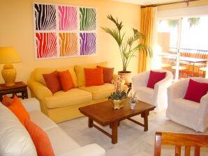 Ferienwohnung Penthouse Bermuda Beach 5
