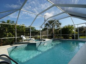 Villa Luca´s Lagoon mit Whirlpool