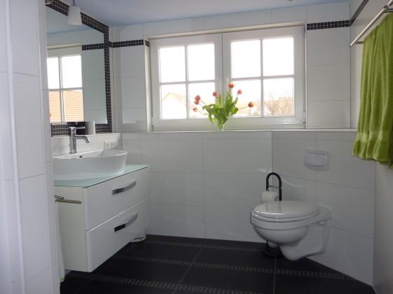 badezimmer weiß anthrazit ? topby.info - Badezimmer Wei