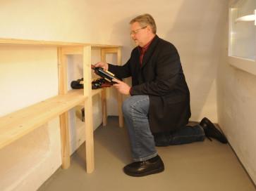 Ihr Gastgeber Dirk-Ewald Hahn