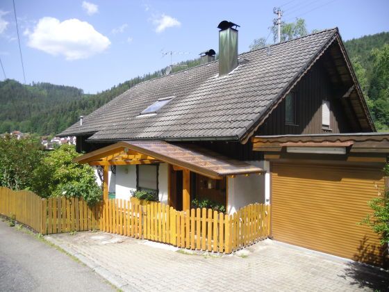 Ferienwohnung haus eitel schwarzwald bad wildbad for Ferienwohnung im schwarzwald