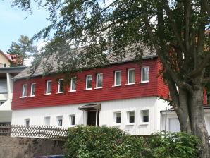 Ferienwohnung Hirsch - Haus Schickimann