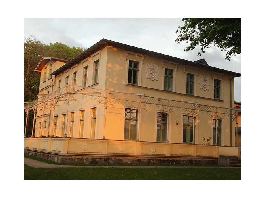 Villa Kaiserhof Abendstimmung