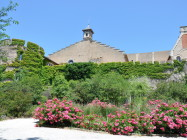 im Schloss Hermitage de Combas