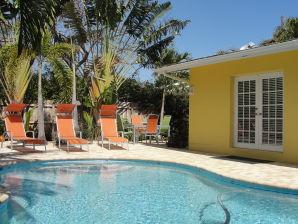 Ferienhaus Pool-Komforthaus Tropical Key West Style