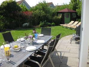 Ferienhaus Ferienvilla-Zeeland im 5 Sterne Park De Banjaard direkt an der Nordsee