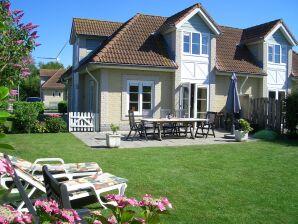 Ferienhaus im Villenpark de Banjaard direkt am Strand