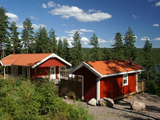 Ferienhaus-Silltal, Schweden