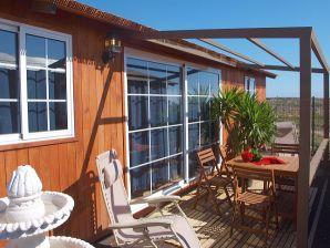 Ferienhaus in der Ferienanlage Ecovillaclub