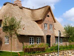Ferienhaus Klenterhof - Suite Anno 1792 EG