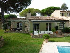Stillvolle Villa St Tropez
