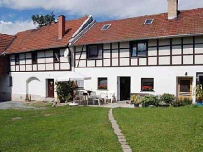 Ferienhaus Hauschild, Vier-Seiten-Hof