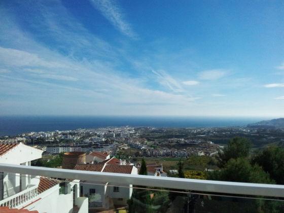 Unglaublicher Panoramablick über das kompl. Mittelmeer