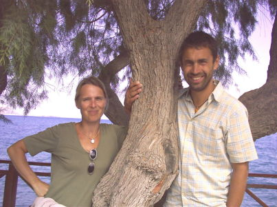 Ihr Gastgeber Walter und Helga Kirmaier