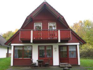 Ferienhaus Silbersee bis 6 Personen