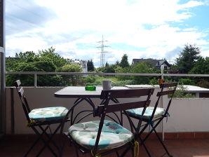 """Große Ferienwohnung im Dachgeschoss des Hauses """"Abendsonne"""""""