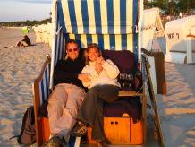 Ihr Gastgeber Simona und Nico Feirer