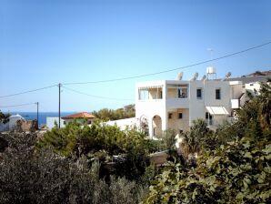 Ferienwohnung ROMA - mit überdachter Terrasse