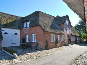 Ferienwohnung Ual Skine - Landleben auf Föhr in Oldsum