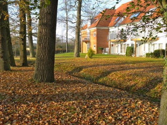 Landhaus Ostseeblick im Herbst 2011