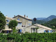 Domaine du Crestet Murier Haus