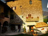 Holiday apartment Burg Zorzino