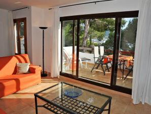 Ferienhaus direkt am Meer in Port Andratx ID 2366
