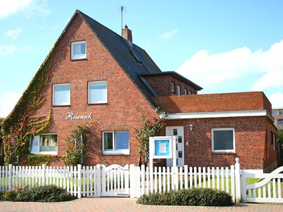 Ferienwohnung Haus Roseneck, App.4, OG