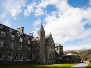 Averon in the Fort Augustus Abbey
