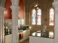 St Andrew's Chapel Apartment, Fort Augustus Abbey