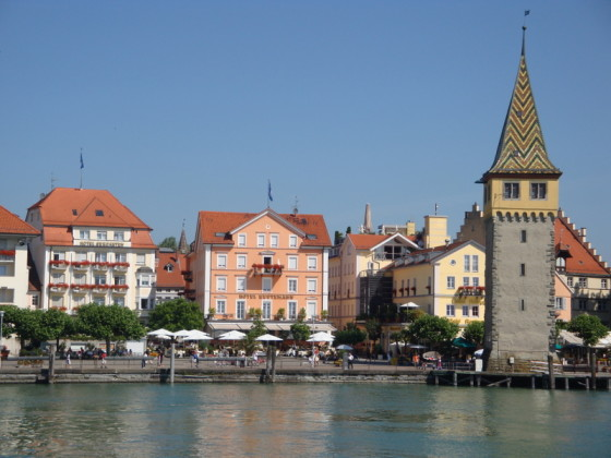 Holiday apartment fischer in wasserburg bodensee for Apartment bodensee