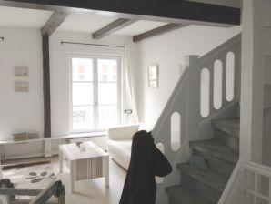 Ferienhaus in der historischen Innenstadt von Lübeck - bezauberndes Alstadthaus