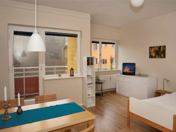 Ferienwohnungen apartments in berlin mitte mieten - Wohn schlafzimmer ...