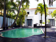 South Beach Art Deco Villa Mansion