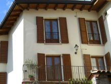 Ferienwohnung Garda + Riva im Rustico Casa Wolki
