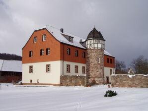 """Ferienwohnung """"Johannes v. Buttlar"""" im Schloss Buttlar"""