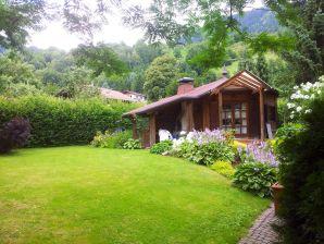 Kleines Holz-Ferienhaus Hainzer