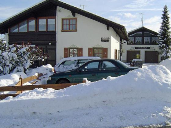 Natürlich gibts auch schöne winter mit schnee bei uns