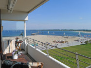 Apartment im Maritim-Strandhotel