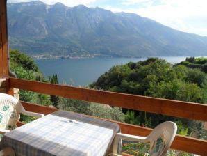 Ferienhaus CASA APOLLO mit Garten und Seeblick in DHH