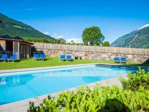 Ferienwohnung Bergpanorama - Residence Hochwart